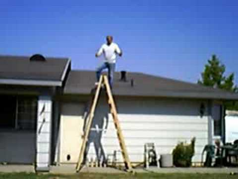 10 Foot Husky Ladder Youtube
