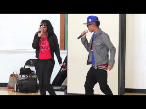 Mr & Mrs Fresh (Claremont Middle School Performance)