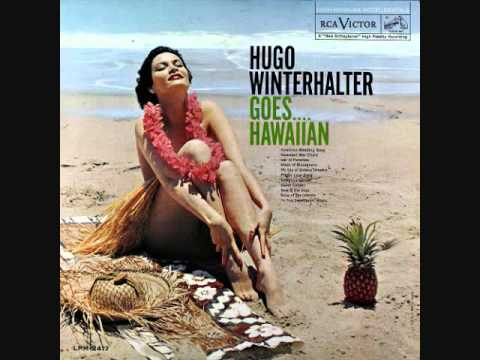 Hugo Winterhalter Goes Hawaiian (1961)  Full vinyl LP