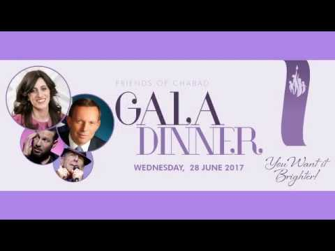 Chabad North Shore Gala Dinner Featuring - Ilan Kidron