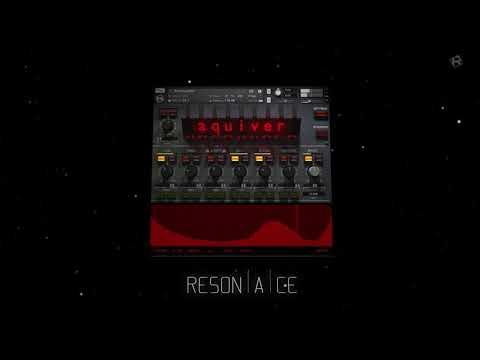 Rigid Audio Aquiver v1.2 Demonstration