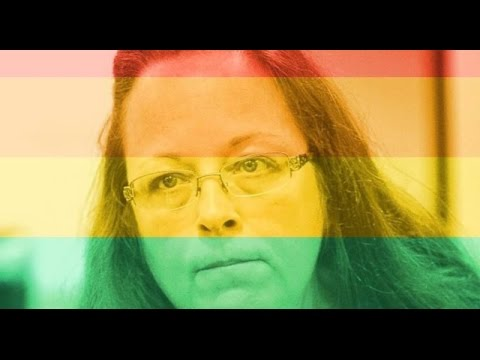 Kim Davis The Bigot!