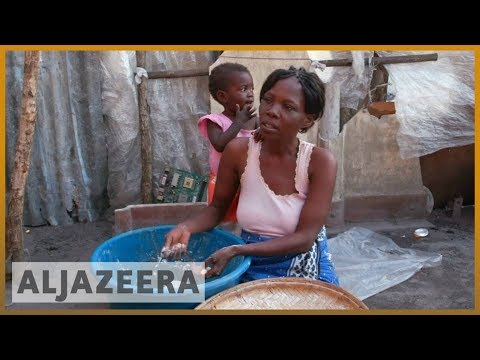 Mozambique communities try to rebuild lives after cyclones