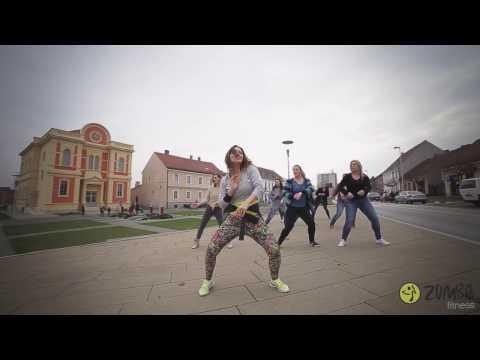 ZUMBA® Flash Mob in Križevci, Croatia