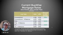 5-10-19 BuyWise Mortgage Weekly Interest Rate Update