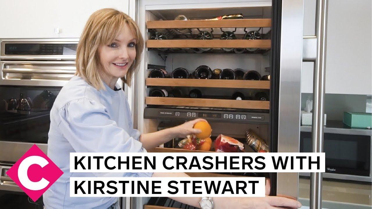 Kitchen tour with TribalScale\'s Kirstine Stewart | Kitchen Crashers