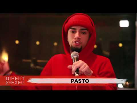 Pasto (@5waggyp) Performs at Direct 2 Exec NYC 4/20/18 -  Atlantic Records