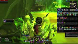 WoW: Legion 7.3 Warlock - Story of 7.3 part 5 World Quests ► 1080p 60fps - No commentary ◄