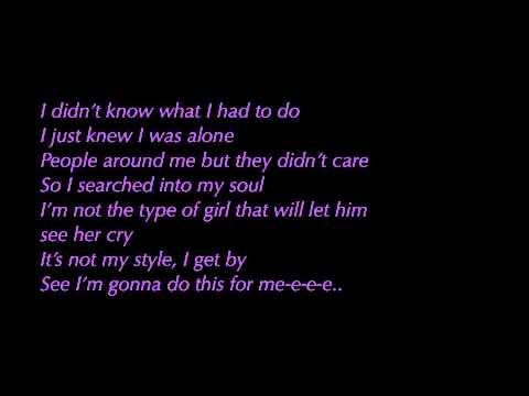 Sugababes - Stronger (Lyrics)