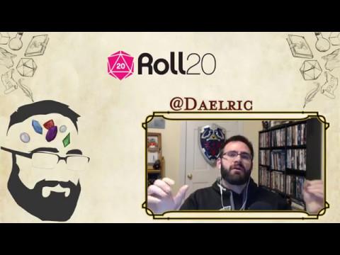 Basic Roll20 Tutorial: Enemies Tokens!