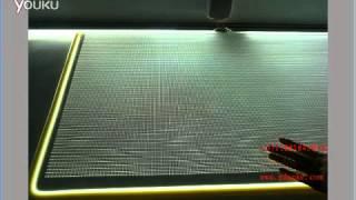 Планшетный режущий плоттер для изготовления матирующих панелей в световые короба 3(, 2014-04-20T18:15:06.000Z)