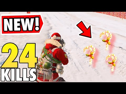 *NEW* SLEIGHER SANTA SKIN + CHRISTMAS EVENT IN CALL OF DUTY MOBILE BATTLE ROYALE!