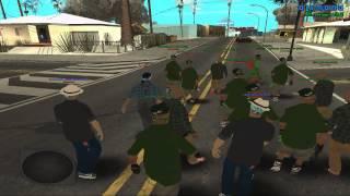 Diamond Role Play | Emerald | Grove Street RP прогулка.