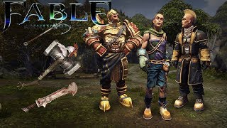 Fable Anniversary: Hero's Weapons & Outfits Pack