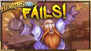 Crazy FAIL Moments Ep.45   Hearthstone
