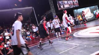 Grand Final LA Lights Streetball 2013 - USA Ballers ft. Iverson Game Highlights