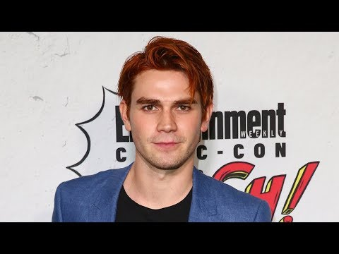 Riverdale's KJ Apa Involved In Car Accident After 16-Hour Day On Set