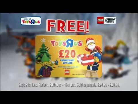 Lego At Toys R Us UK