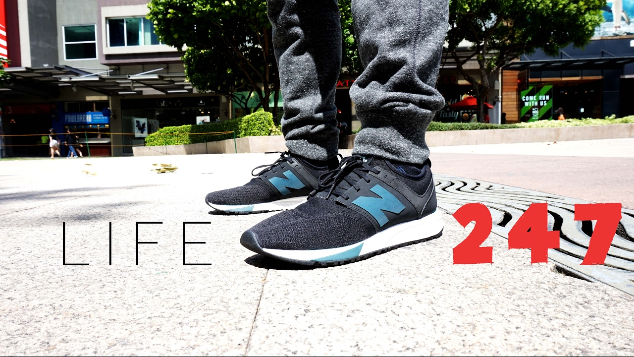new balance 247 youtube