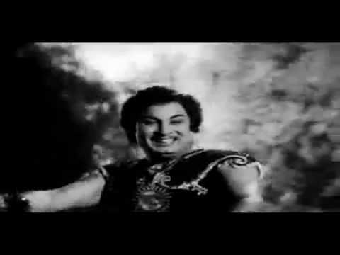 அச்சம் என்பது மடமையடா   M.G.R, Padmini   Tamil Video Song HD