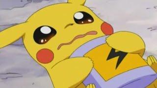 Pokemon: Pikachu se queda sin comida