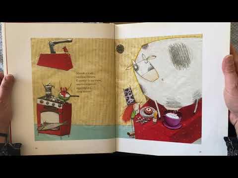 Una storia ingarbugliata, di Anna Laura Cantone, Fabbri Editori Scuola dell'infanzia C. Viberti