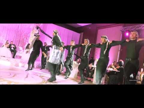 THE WORLD'S BEST ARAB WEDDING DANCE
