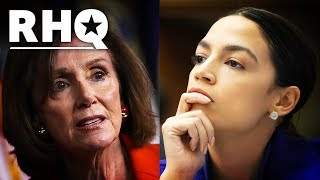 AOC vs. Pelosi EXPLAINED