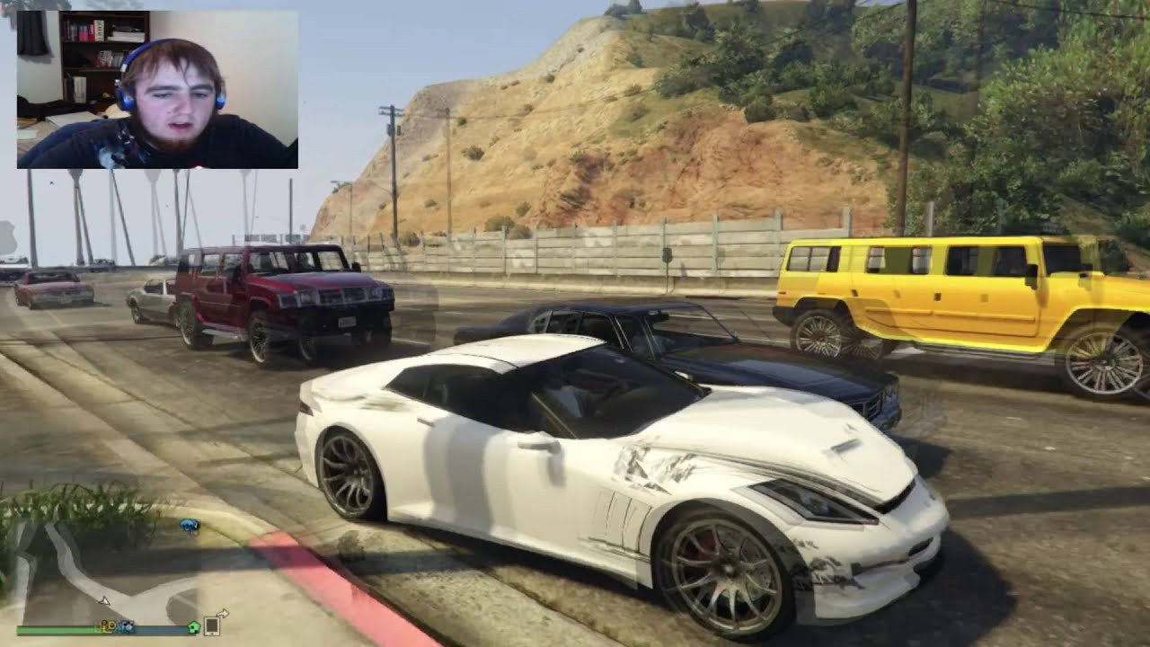 Gta V Online Pc 6 - Car Sex In Style W Bswtb - Youtube-5482