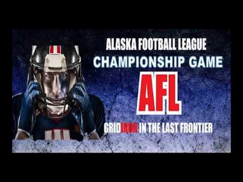 AK Football League Championship Game Promo