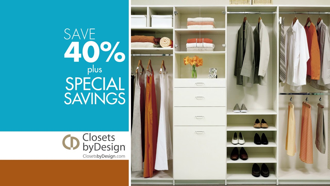 Closets By Design   Organize Any Room