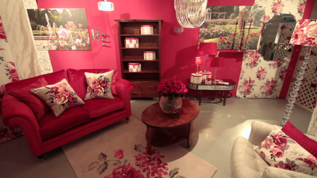 laura ashley ss13 press show youtube. Black Bedroom Furniture Sets. Home Design Ideas
