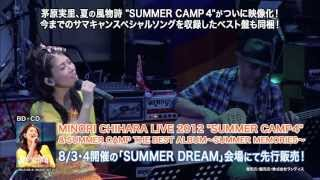 2012年8月に行われた野外ライブ「SUMMER CAMP4」のBlu-rayを、「SUMMER ...