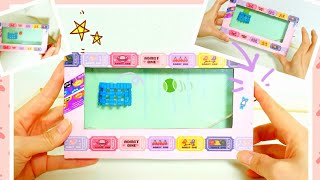 미니 게임기  mini game console diy …