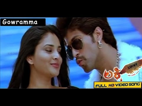Lucky Kannada Movie - Gowramma Video Song | Full HD | Yash, Ramya