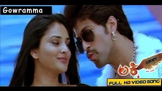 Download Hindi Video Songs - Lucky Kannada Movie - Gowramma Video Song | Full HD | Yash, Ramya
