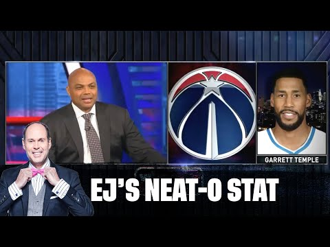 'Who He Play For?' Chuck Gets Another Chance | EJ Neat-O Stat