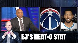 'Who He Play For?' Chuck Gets Another Chance   EJ Neat-O Stat
