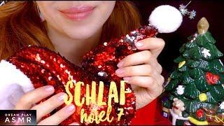 ★ASMR★ SCHLAF Hotel Weihnachtszimmer 🎄🎅🏻   Dream Play ASMR