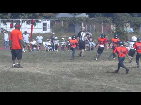 Avery Hood Harrisburg Broncos 2010