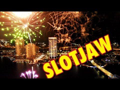 Mavic Air 4th of July 2018 Jacksonville Florida Downtown Fireworks Display Patrick Slotjaw Kinney