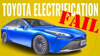 Why Toyota Wouldn't Make Electric Cars