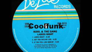 Watch Kool  The Gang If You Feel Like Dancin video