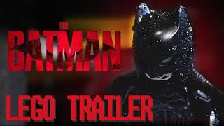 THE BATMAN Teaser Trailer IN LEGO (4K)