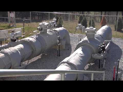 How a Compressor Station Works
