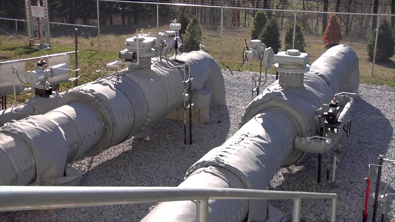 How A Compressor Station Works Youtube Ariel Wiring Diagram