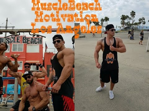 MuscleBeach Motivation in LosAngeles