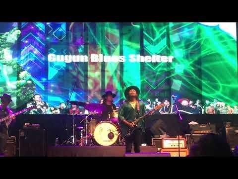 Gugun Blues Shelter - Hitam Membiru Bali Blues Festival 2018