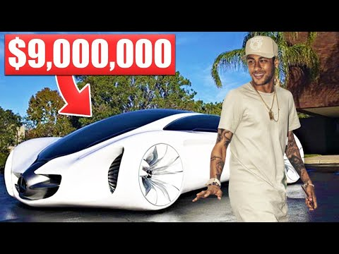 This Is How Neymar Spends His Millions