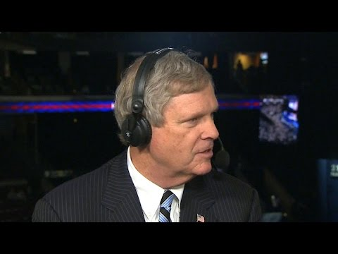 Tom Vilsack on the state of the 2016 campaign